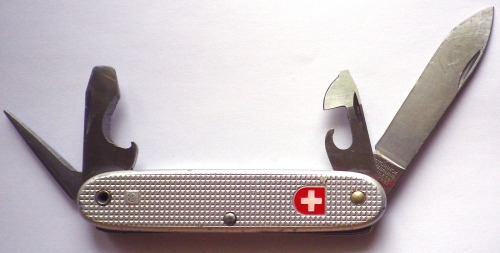 Original Swiss Army Knife, military edition